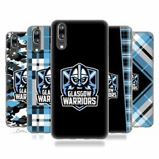 OFFICIAL GLASGOW WARRIORS 2019/20 LOGO GEL CASE FOR HUAWEI PHONES