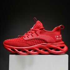Men's Athletic Sneaker Sport Fashion Walking Shoes Mesh Breathable Running Shoes