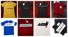 GIVENCHY MEN`S CASUAL COTTON MULTICOLOR T-SHIRT