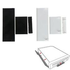 3Pcs/set Memory card door slot cover lids replacement for Nintendo Wii Cons SE