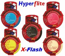 Hyperflite JAWZ No Puncture Dog Frisbee Disc Adult Size Puncture Resistant Flyer