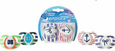 TOMMEE TIPPEE EXPLORA SOOTHERS X 2 BPA FREE 6-18M