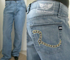 $245 NWT MENS ROCK & REPUBLIC JEANS NEIL REVEAL BLUE STRAIGHT LEG SZ 28 30