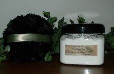 "8 oz. Herbal Dusting Body Shimmering Powder Talc w/ Puff ""T-Z"" Scents"
