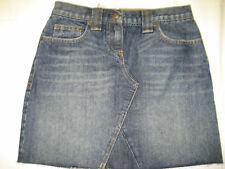 J.Crew Denim Distressed Skirt Size 26 27 28 29 NWOT $50
