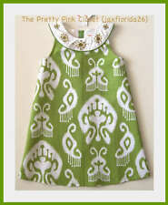 Gymboree Batik Summer Gem Green Dress New with Tags