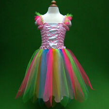 004 t20 Dancewear Ballet Tutu Gift Girl Dress 1-9 years