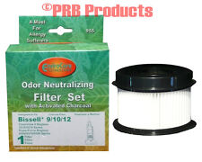 Bissell bagless style 9/10/12 vacuum filter set 2031192