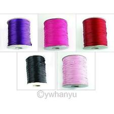 20M WAXED NYLON WAX BEADING CORD 2MM STRING THREAD