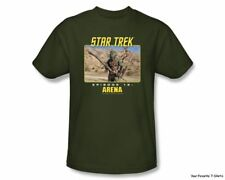 Licensed Star Trek Original Series Episode 19 Arena Adult Shirt S-3XL