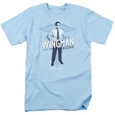 Licensed NBC House M.D MD Wingman Adult Shirt S-3XL
