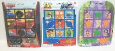 DISNEY TIC TAC TOE GAMES TOY STORY,PRINCESS,TINKERBELL, PIXAR CARS  AGES 3+ NEW