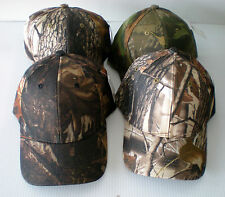 Camo Camouflage Baseball Cap Hat Leaf