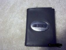 Nascar Leather Wallet OR 14 Stewart  Nascar look ALMOST GONE