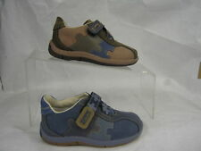 "CHILDRENS CLARKS SHOES ""PLANE PUZZLEE"" IN F AND G FITTING"