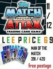 MATCH ATTAX 11/12 CHOOSE ANY MAN OF THE MATCH CARDS (LIST 391-420)