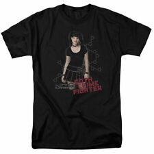 NCIS Abby Gothic Goth Crime Fighter Officially Licensed Adult Shirt S-3XL