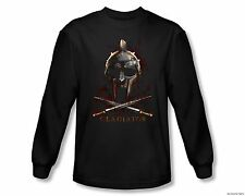 Gladiator Movie Helmet Officially Licensed Paramount Adult Long Sleeve Shirt