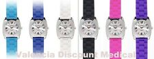 Prestige Medical Nurse GEL Braided Watch * 3 Colors To Choose From * Style 1778