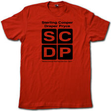STERLING COOPER Vintage Ad Agency T-Shirt • Retro NYC MADMEN Soft Graphic Tee!