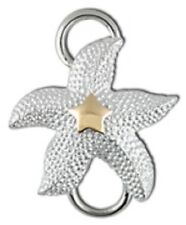 LeStage Convertible Bracelet Clasp - Starfish with & without 14K Gold Accent