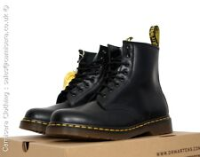 UK 3 - UK 15 Dr Martens 1460 Leather Classic Airwair 8 Eyelet Mens Boots Black