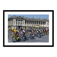 Bradley Wiggins & Mark Cavendish 2012 Tour de France Photo Memorabilia (928)