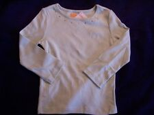 NWT Girl's Gymboree Fairy Wishes green long sleeve shirt ~ 6 7 10 12