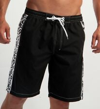 GERONIMO Mens Swimming Sexy Shorts Black , Swim shorts, Beach
