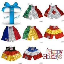 Boxing Trunks Shorts Martial Arts Shorts Gym Training Exercise Fitness Shorts
