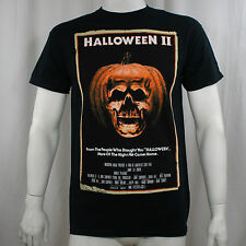 Authentic HALLOWEEN 2 Movie Poster Michael Myers T-Shirt S M L XL XXL NEW