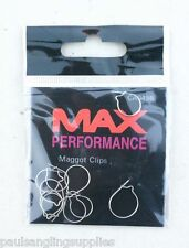 Max Maggot Clips For Carp Coarse Fishing Hook Bait Rig