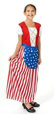 Betsy Ross Heroes In History Child Costume - Small
