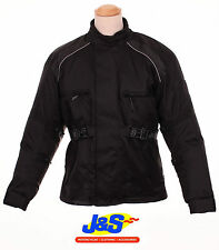 J&S CHALLENGER TEXTILE WATERPROOF MOTORCYCLE MOTORBIKE ATV WINTER JACKET