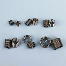 12Pcs Select M10 to M12 Stainless Steel Helicoil Thread Repair Inserts