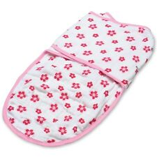 Aden and Anais princess posie- flower easy swaddle™  single