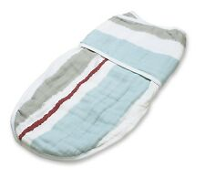 Aden and Anais liam the brave- flying dog easy swaddle™  single