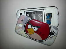 Samsung Galaxy S3 Angry Birds Battery Back Cover