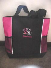Personalized Nurse RN Tote Duffle Bag with side Pockets