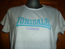 LONSDALE LONDON T SHIRT BNWT * SKINGIRL OI SKA SCOOTER NORTHERN SOUL 2-TONE INDY
