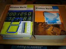 VINTAGE WIRELESS WORLD MAGAZINES CHOOSE YOUR ISSUE/S NICE COLLECTIBLE