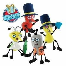 Bin Weevils Mini Plush Collectable Toys Collection With Secret Online Code