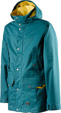 Special Blend Fist Ski Snowboard Jacket Teal Bag