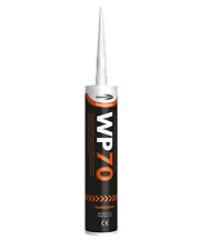 25X WP70 SILICONE UPVC/WOOD/DOOR/​WINDOW FLEXIBLE SEALANT  VARIOUS COLOURS  700T
