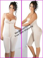 Full Body Shaper Broches Butt Lifter, Lipo Reductora  Capri, Intant Size Reducer