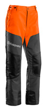 New Husqvarna Type A Classic Protective Chainsaw Work Trousers All Sizes