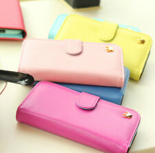 New  Colorful Donbook Golden Leather Crown Phone Case for Samsung i9300 7 Colors