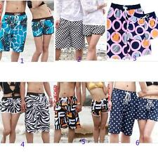 2013 New Fashion Men's and Women's Surf Board Shorts Boardshorts Beach Pants