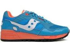 Saucony Shadow 5000 Blue Orange 60033-36 Womens New Running Shoes