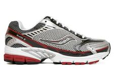 Saucony Progrid Guide 2 80016-1 Silver GS Big Kids New Athletic Running Shoes